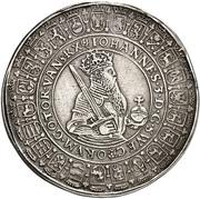 4 Daler - Johann III – obverse