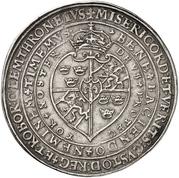 4 Daler - Johann III – reverse