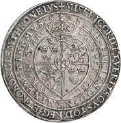 2 Daler - Johan III – reverse
