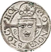 1 Örtug - Johan III (Stockholm mint; Type II) – reverse
