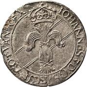 1 Mark - Johan III (Type III) – obverse
