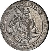 1 Daler - Sigismund of Poland – obverse