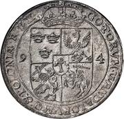 1 Daler - Sigismund of Poland – reverse