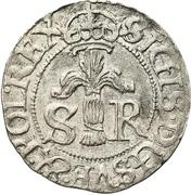 ½ Öre - Sigismund of Poland (Type II) – obverse