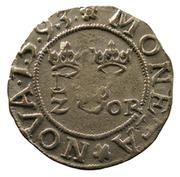 ½ Öre - Sigismund of Poland (Type I) – obverse