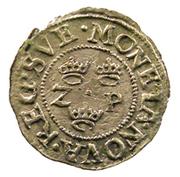 2 Penningar - Sigismund of Poland – reverse