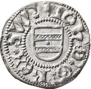 ½ Örtug - Hans (Stockholm mint) – obverse
