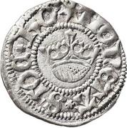 ½ Örtug - Hans (Stockholm mint) – reverse
