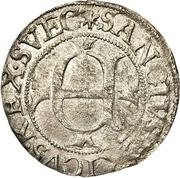 1 Örtug - Johan III (Uppsala mint) – obverse