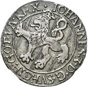 4 Öre - Johann III – obverse