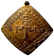 "8 Mark ""Klippingar"" - Johan III – reverse"