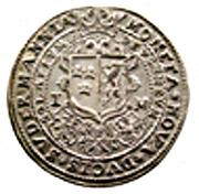 1 Mark - Karl as Duke of Södermanland – obverse