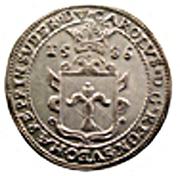 1 Mark - Karl as Duke of Södermanland – reverse