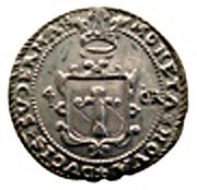 4 Öre - Karl as Duke of Södermanland – reverse