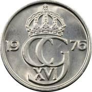 50 Öre - Carl XVI Gustaf -  obverse