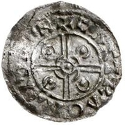 1 Denar - Anund Jacob (Sigtuna) – reverse