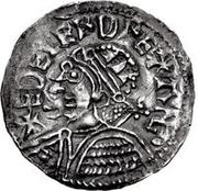 1 Denar - Olof Skötkonung / Imitating Æthelred II, 978-1016 (Sigtuna) – obverse