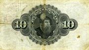 10 Kronor (Black value) – reverse