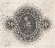 50 Kronor – reverse