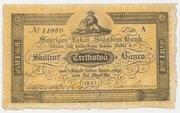 32 Skillingar Banco / 1 Riksdaler Riksgäld – obverse