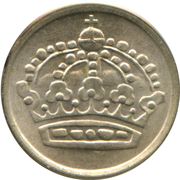 10 Öre - Gustaf VI Adolf -  obverse