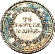 Award medal - Gustav Adolf IV (society for general civic knowledge)