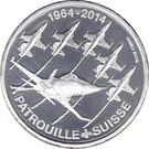 20 Francs (Patrouille Suisse) – obverse