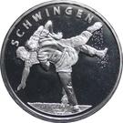 20 Francs (Swiss Wrestling) – obverse