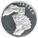 20 Francs (Jassen) – obverse