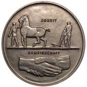 "5 Francs ""Landitaler"" (Zurich Exposition) -  obverse"
