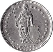 1 Franc -  obverse