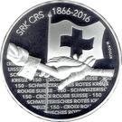 20 Francs (Red Cross) – obverse