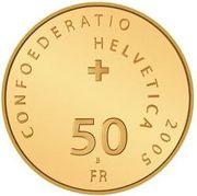 50 Franken (Geneva Motor Show) -  reverse