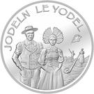 20 Francs (Yodelling) – obverse