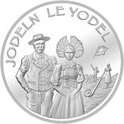 20 Francs (Yodelling) -  obverse