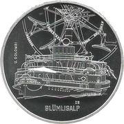 20 Francs (Bluemlisalp steamship) -  reverse