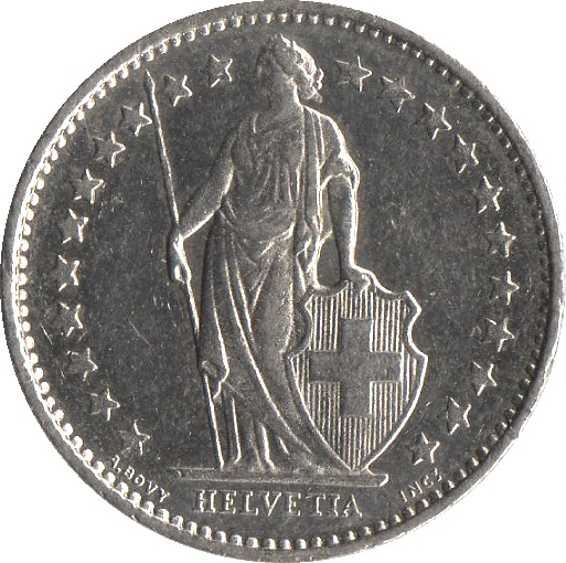 189 Franc Switzerland Numista