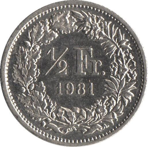 189 Franken Switzerland Numista