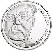 20 Francs (Max Frisch; trial) -  obverse