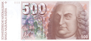 500 Francs (6th series) – obverse