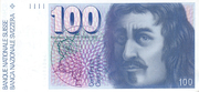 100 Francs (6th series) – obverse