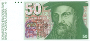 50 Francs (6th series) – obverse