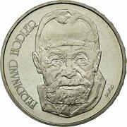 5 Francs (Ferdinand Hodler) -  obverse