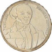 20 Francs (Jeremias Gotthelf) -  obverse