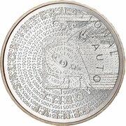 20 Francs (Geneva Motor Show) -  reverse