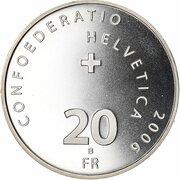 20 Francs (PostBus) -  obverse