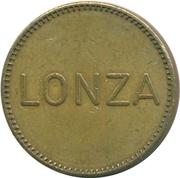 Token - Lonza (Basel) – obverse