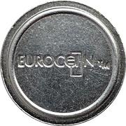 Token - Eurocoin (Tivolino) – reverse