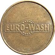 Token - Euro Wash – obverse