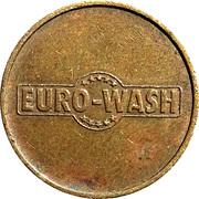 Token - Euro Wash – reverse